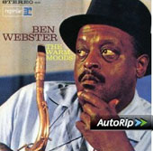 Ben Webster: Warm Moods [Remastered]