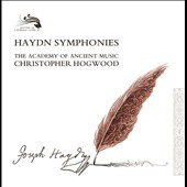 Haydn: Symphonies Nos. 1-75, 94, 96, 100, 104, 107, 108 / The Academy of Ancient Music; Christopher Hogwood  [32 CDs]