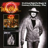Jerry Jeff Walker: It's a Good Night for Singin'/Contrary to Ordinary [PA]