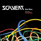 Solvent: New Ways: Music from the Documentary I Dream of Wires [Digipak] *
