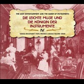 Light entertainment and the King of Instruments, Vol 4 - works by Rixner, Siede, Durand, Padilla, Offenbach, Jurek, Leduc, Joplin, Toselli / Ursula Bosshardt, flute; Ursula Hauser, organ