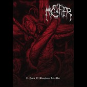 Mystifier: 25 Years of Blasphemy and War [Digipak]