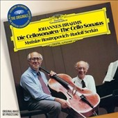 Brahms: Die Cellosonatens