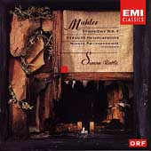 Mahler: Symphony no 9; Strauss / Rattle, Vienna Philharmonic