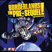 Jesper Kyd: Borderlands: The Pre-Sequel [Original Video Game Soundtrack]