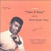 Hopeton Lewis: Take It Easy with the Rock Steady Beat