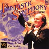 Berlioz: Fantastic Symphony / Macal, New Jersey Symphony