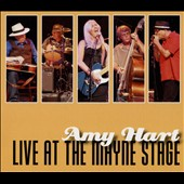 Amy Hart: Live at the Mayne Stage [Digipak] *