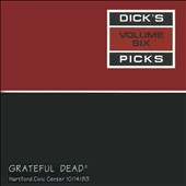 Grateful Dead: Dick's Picks, Vol. 6: Hartford Civic Center 10/14/83 [Box]