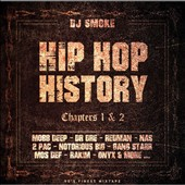 Various Artists: Hip Hop History: Chapters 1 & 2: 90's Finest