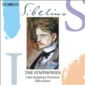 Sibelius: The Symphonies / Lahti So, Okko Kamu