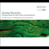 Charles Wuorinen: Chamber Music for Violin, Piano and Harpsichord
