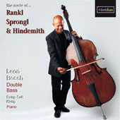 The Music of Rankl, Sprongel & Hindemith