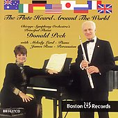 The Flute Heard Around the World / Donald Peck, et al