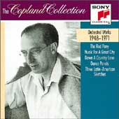The Copland Collection - Orchestral Works 1948-1971