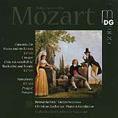 Mozart: Symphony no 38, etc / Fink, Zacharias, Lausanne CO