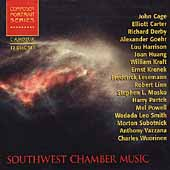 Southwest Chamber Music Composer Portrait Series