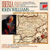 Iberia - Albeniz, Granados, Rodrigo, Llobet / John Williams