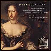 Veritas - Purcell: Odes -Come ye sons of art, etc /Leonhardt