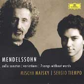 Mendelssohn: Cello Sonatas, Variations, etc / Maisky, Tiempo