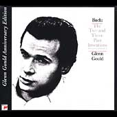 Glenn Gould Anniversary Edition - Bach: Inventions