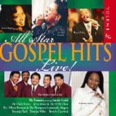 Various Artists: All Star Gospel Hits, Vol. 2: Live