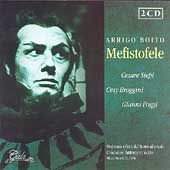 Boito: Mefistofele / Votto, Siepi, Poggi, Broggini, et al