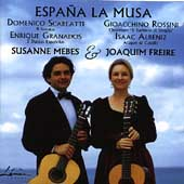 España la Musa - Music for Two Guitars / Mebes, Freire