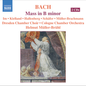 Bach: Mass in B Minor / Im, Kielland, Hallenberg