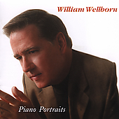 Scarlatti, Mozart, Chopin: Piano Portraits / William Welborn