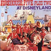 The Firehouse Five Plus Two: At Disneyland