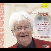 Mozart: Mass in C minor / Rilling, Banse, et al