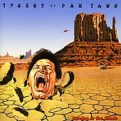 Tygers of Pan Tang: Burning in the Shade
