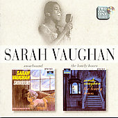 Sarah Vaughan: Snowbound/The Lonely Hours