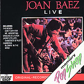 Joan Baez: Live In Europe