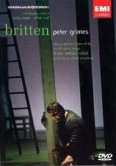 Britten: Peter Grimes / Welser-Most/Orchestra of the Zurich Opera House [DVD]