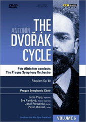 The Dvorak Cycle, Vol. 6: Requiem / Altrichter/Prague SO, Popp, Randova [DVD]