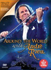 Andre Rieu / Around The World With Andre Rieu / [3 DVD]