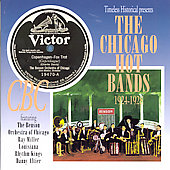 Various Artists: Chicago Hot Bands 1924-1928