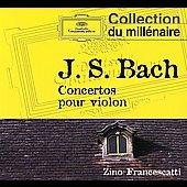 Bach J.s: Violin Concertos