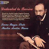 Dedicated to Barrère - Music of Caplet, etc / Buyse, Amlin