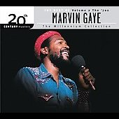 Marvin Gaye: 20th Century Masters - The Millennium Collection: The Best of Marvin Gaye, Vol. 2 [Digipak]