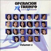 Various Artists: Operación Triunfo: Academia Movistar, Vol. 1