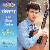 Tippett: The Blue Guitar / Craig Ogden