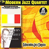 The Modern Jazz Quartet: Three Windows/For Ellington