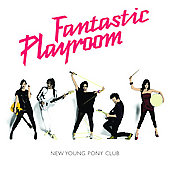 New Young Pony Club: Fantastic Playroom