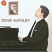 Denis Matsuev - Unknown Rachmaninoff