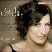 Songs of love & loss - Robert Schumann / Sarah Connolly, Eugene Asti