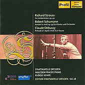 Staatskapelle Dresden, Vol. 28: Schumann, Strauss, Debussy