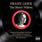 Lehár: The Merry Widow